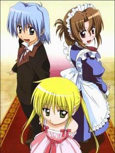 Chàng Quản Gia Phần 2 Hayate No Gotoku Season 2.Diễn Viên: Hayate The Combat Butler
