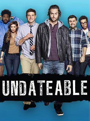 Khó Xơi Phần 1 Undateable Season 1.Diễn Viên: Chris Delia,Brent Morin,Bianca Kajlich