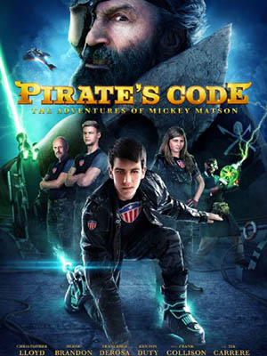 Mật Mã Cướp Biển: Cuộc Phiêu Lưu Của Mickey Matson Pirates Code: The Adventures Of Mickey Matson.Diễn Viên: Christopher Lloyd,Frank Collison,Kenton Dut
