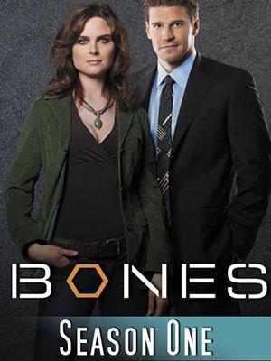 Hài Cốt Phần 1 - Bones Season 1