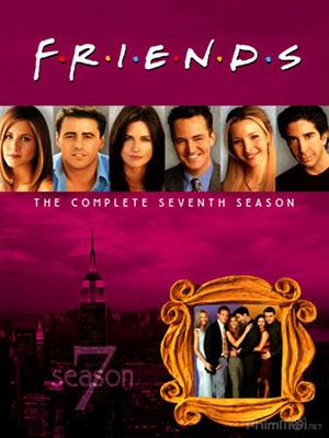 Những Người Bạn Thân Phần 7 Friends Season 7.Diễn Viên: Nathan Fillion,Stana Katic,Jon Huertas