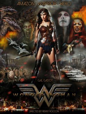 Nữ Thần Chiến Binh Wonder Woman.Diễn Viên: Robin Wright,Gal Gadot,Chris Pine