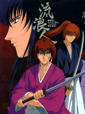 Rurouni Kenshin: Meiji Kenkaku Romantan Seisou-Hen: Samurai X Reflection.Diễn Viên: Minami Takayama,Akira Kamiya,Wakana Yamazaki