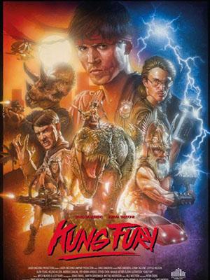 Nộ Khí Xung Thiên Kung Fury.Diễn Viên: David Sandberg,Jorma Taccone,Steven Chew
