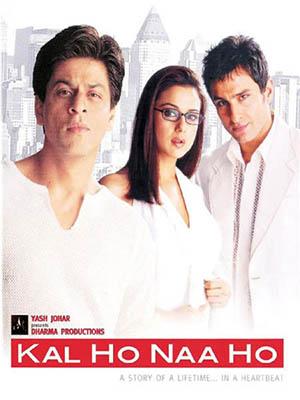 Ngày Mai Sẽ Không Còn Kal Ho Naa Ho.Diễn Viên: Preity Zinta,Shah Rukh Khan,Saif Ali Khan,Reema Lagoo,Lillete Dubey,Delnaaz Paul