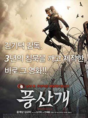 Chó Poongsan Poongsan Dog.Diễn Viên: Yoon Kye Sang,Kim Gyu,Ri,Kim Jong,Soo