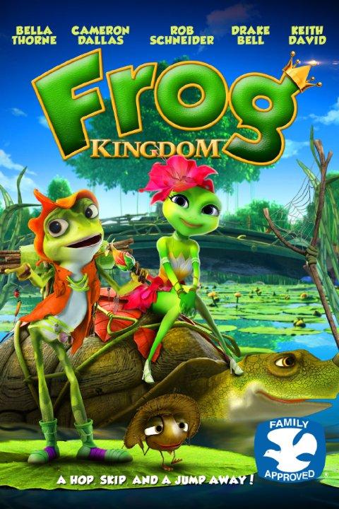 Vương Quốc Loài Ếch 1 Frog Kingdom 1.Diễn Viên: Bella Thorne,Gregg Sulkin,Dallas Lovato