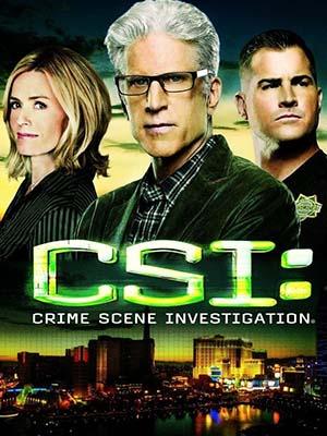 Đội Điều Tra Hiện Trường Phần 15 Csi Crime Scene Investigation Season 15.Diễn Viên: Laurence Fishburne,Marg Helgenberger,George Eads
