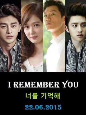 Xin Chào Quái Vật: Anh Nhớ Em Hello Monster: I Remember You.Diễn Viên: Seo In Guk,Jang Na Ra,Lee Chun Hee,Kim Jae Young