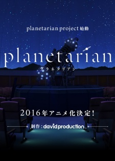 The Reverie Of A Little Planet Planetarian: Chiisana Hoshi No Yume.Diễn Viên: Jean Reno,Benoît Magimel,Christopher Lee,Camille Natta,Johnny Hallyday,Gabrielle Lazure,Augustin