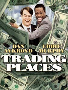 Sàn Kiếm Chác Trading Places.Diễn Viên: Eddie Murphy,Dan Aykroyd,Ralph Bellamy