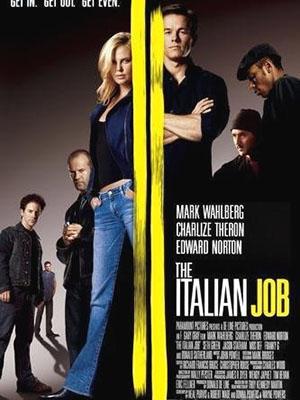 Phi Vụ Cuối Cùng (Kẻ Phản Bội) - The Italian Job