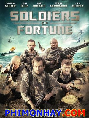 Số Mạng Kẻ Lãng Tử Chiến Binh Dân Chơi: Soldiers Of Fortune.Diễn Viên: Jon Barton,Sean Bean,Elena Beuca