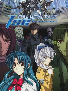 Full Metal Panic! Ss2 The Second Raid.Diễn Viên: Bruce Harwood,Tom Braidwood,Dean Haglund