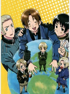 Hetalia Fantasia - Hetalia World Series Extra Episodes