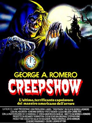 Chương Trình Quái Dị Creepshow.Diễn Viên: Hal Holbrook,Adrienne Barbeau,Fritz Weaver,Leslie Nielsen,Carrie Nye,Eg Marshall