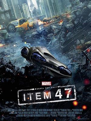 Marvel One-Shot: Item 47 Phim Ngắn: Vật Thể 47.Diễn Viên: Lizzy Caplan,Jesse Bradford,Maximiliano Hernández,Nathan Dean Snyder