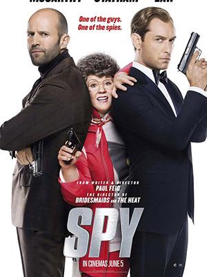 Quý Bà Điệp Viên Spy Red Band.Diễn Viên: Melissa Mccarthy,Rose Byrne,Jude Law
