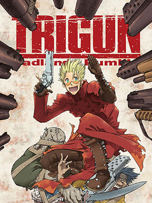 Trigun The Movie Badlands Rumble