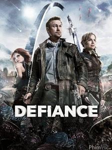Lực Lượng Đối Kháng Phần 2 Defiance Season 2.Diễn Viên: Grant Bowler,Stephanie Leonidas,Julie Benz