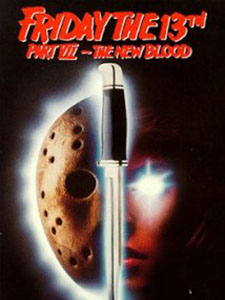 Thứ Sáu Ngày 13 Phần 7 Friday The 13Th Part Vii: The New Blood.Diễn Viên: Betsy Palmer,Adrienne King,Kevin Bacon,Jeannine Taylor