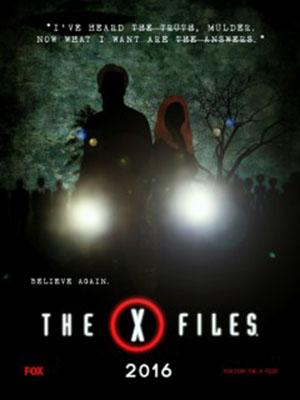 Hồ Sơ Tuyệt Mật Phần 10 The X Files Season 10.Diễn Viên: David Duchovny,Joel Mchale,Gillian Anderson,Mitch Pileggi