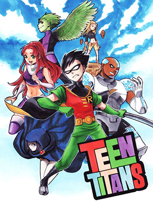 Rắc Rối Ở Tokyo - Teen Titans: Trouble In Tokyo Việt Sub (2007)