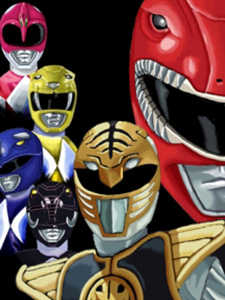 Siêu Nhân Khủng Long Phần 3 - Power Rangers: Mighty Morphin Season 3