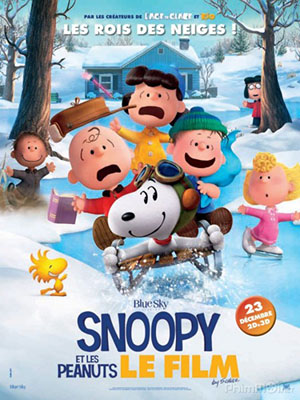 Chú Cún Snoopy The Peanuts Movie.Diễn Viên: Snoop Dogg,Sean Diddy Combs,Lionel Richie