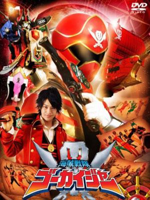 Kaizoku Sentai Gokaiger Chiến Đội Hải Tặc Gokaiger.Diễn Viên: Siêu Nhân Hải Tặc