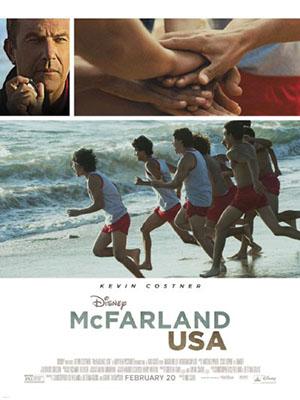 Trường Mcfarland Hoa Kỳ Mcfarland, Usa.Diễn Viên: Kevin Costner,Maria Bello,Ramiro Rodriguez