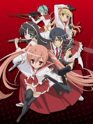 Hidan No Aria - Aria The Scarlet Ammo