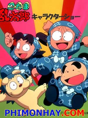 Ninja Loạn Thị Ninja Boy Rantaro, Rakudaii Nintama Rantarou.Diễn Viên: Wesley Snipes,Khandi Alexander