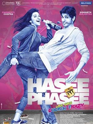 Mối Tình Say Đắm Hasee Toh Phasee.Diễn Viên: Sidharth Malhotra,Parineeti Chopra,Adah Sharma