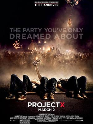 Dự Án X Project X.Diễn Viên: Thomas Mann,Oliver Cooper,Jonathan Daniel Brown