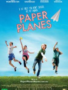 Máy Bay Giấy Paper Planes.Diễn Viên: Sam Worthington,Deborah Mailman,Ed Oxenbould