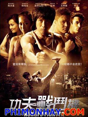 Chiến Binh Quyền Vương Kungfu Fighter.Diễn Viên: Dragon Chen,Liu Hailong,Wang Linna