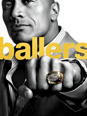 Cầu Thủ Bóng Bầu Dục Phần 1 Ballers Season 1.Diễn Viên: Jazmyn Simon,Dwayne Johnson,John David