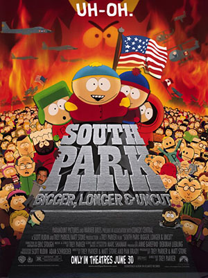 South Park Bigger - Longer And Uncut