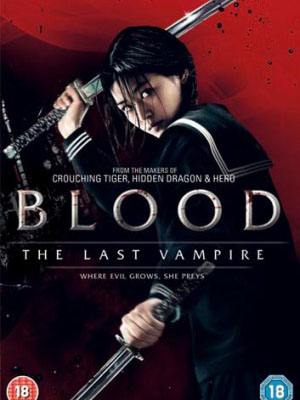 Ma Cà Rồng Cuối Cùng - Blood The Last Vampire Thuyết Minh (2009)