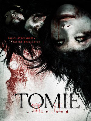 Hồn Ma Nữ Sinh Tomie 8 - Không Giới Hạn: Tomie Unlimited