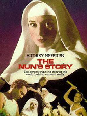 Câu Chuyện Người Nữ Tu The Nuns Story.Diễn Viên: Audrey Hepburn,Peter Finch,Edith Evans