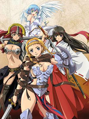 Queens Blade Ss2 - Gyokuza Wo Tsugu Mono