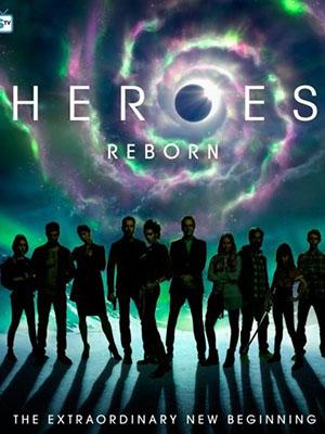 Những Người Hùng: Tái Sinh Heroes Reborn: Dark Matters.Diễn Viên: Bella Thorne,Mae Whitman,Robbie Amell