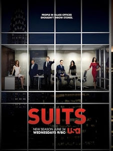 Luật Sư Tay Chơi 5 Suits Season 5.Diễn Viên: Gabriel Macht,Patrick J Adams,Rick Hoffman