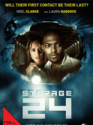 Nhà Kho 24 Storage 24.Diễn Viên: Noel Clarke,Colin O Donoghue,Antonia Campbell,Hughes