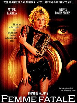 Người Đàn Bà Tội Lỗi Femme Fatale.Diễn Viên: Rebecca Romijn,Antonio Banderas,Peter Coyote