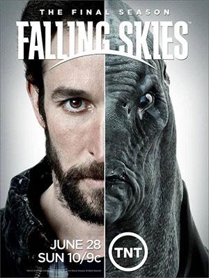 Bầu Trời Sụp Đổ Phần 5 Falling Skies Season 5.Diễn Viên: Noah Wyle,Maxim Knight,Drew Roy