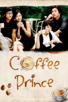 Tiệm Cà Phê Hoàng Tử Coffee Prince.Diễn Viên: Chae Jung Ahn,Lee Sun Kyoon,Gong Yoo,Yoon Eun Hye