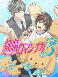 Junjou Romantica 3 - Tình Yêu Đẹp 3